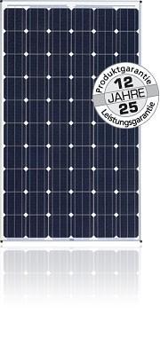 SolarFabrik Premium L mono 265 Watt