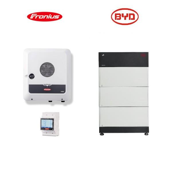 Fronius Symo GEN24 5.0 Plus + BYD B-BOX HVS Speicher-Set