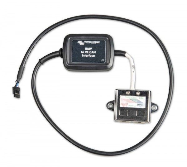 Victron BMV-60xS to VE.Can interface