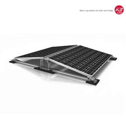 10 kWp Photovoltaikanlage Flachdach