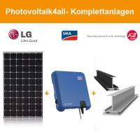 LG Solar LG370Q1C-V5 NeON R 370 Watt I Photovoltaik4all
