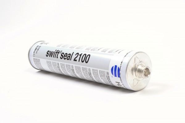 1 Komponenten PUR-Kleber, schwarz, 310 ml Kartusche