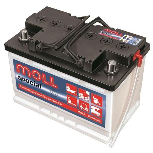 Moll special Classic Solarbatterie 12V/100Ah