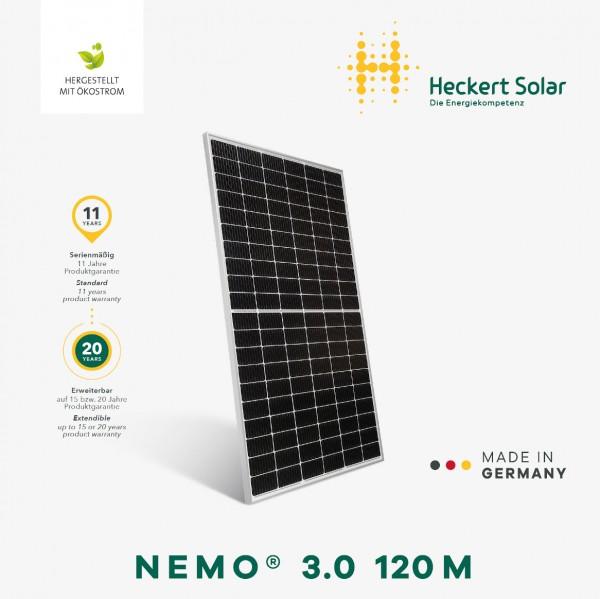 Heckert NeMo® 3.0 120 M 370 Watt (MC4)