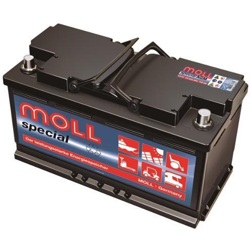 Moll special AGM Solarbatterie 87060 12V/65Ah