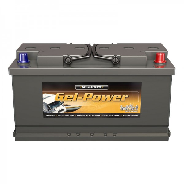 Solarbatterie Intact Gel-Power 80B 12V/95Ah