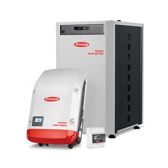 fronius energy package lithium ionen speichersystem i photovoltaik4all. Black Bedroom Furniture Sets. Home Design Ideas