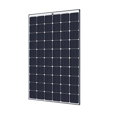 Solarworld Sunmodule SW 300 mono (5BB) blackframe