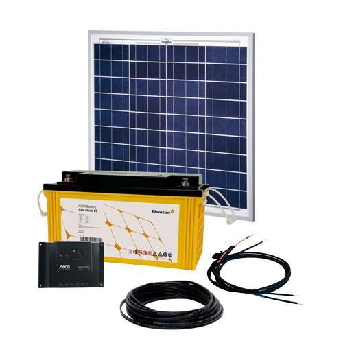 photovoltaik inselanlagen 12v 24v dc i photovoltaik4all shop. Black Bedroom Furniture Sets. Home Design Ideas