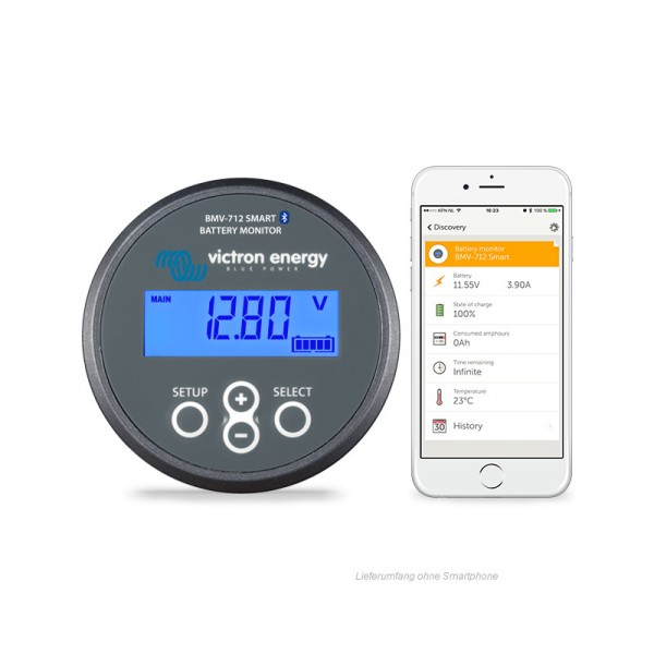 Victron BMV-712 Smart - Bluetooth Batterie Monitor