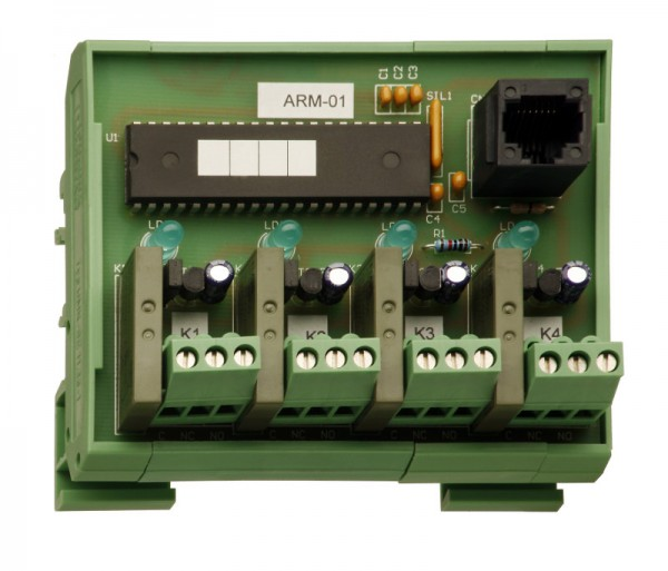 Studer Hilfsrelaismodul ARM-01