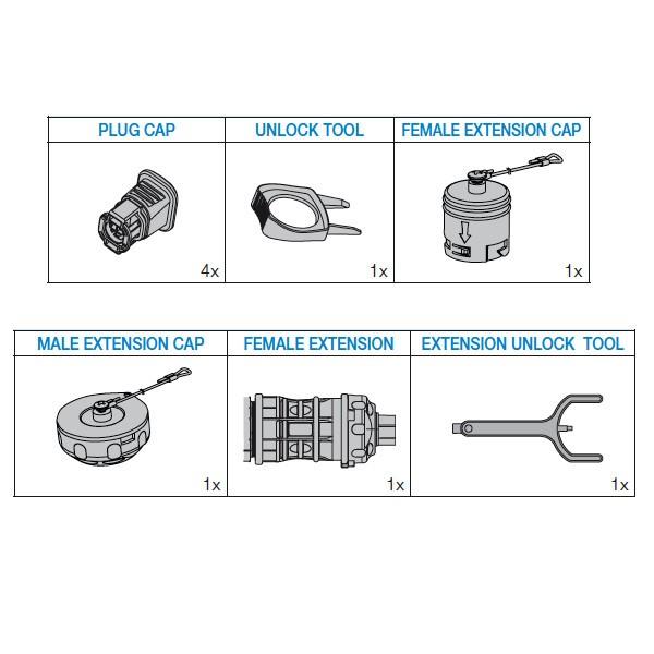 ABB Micro Montage Kit