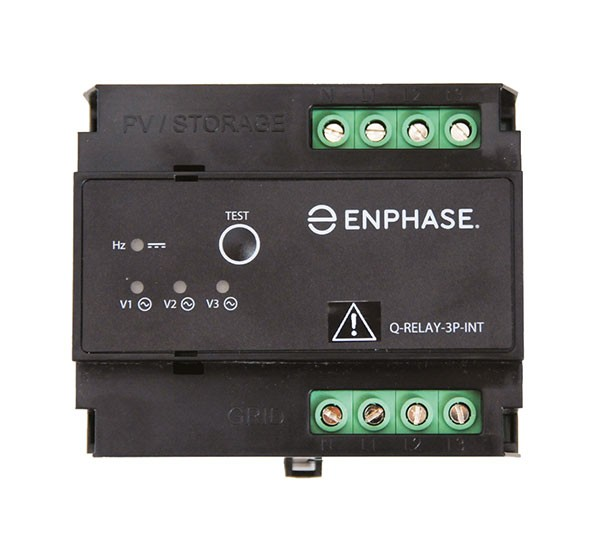 Enphase Q-RELAY-3P GRID DISCONNECTOR
