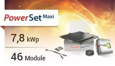 Solar Frontier PowerSet Maxi 7.8-170-3p