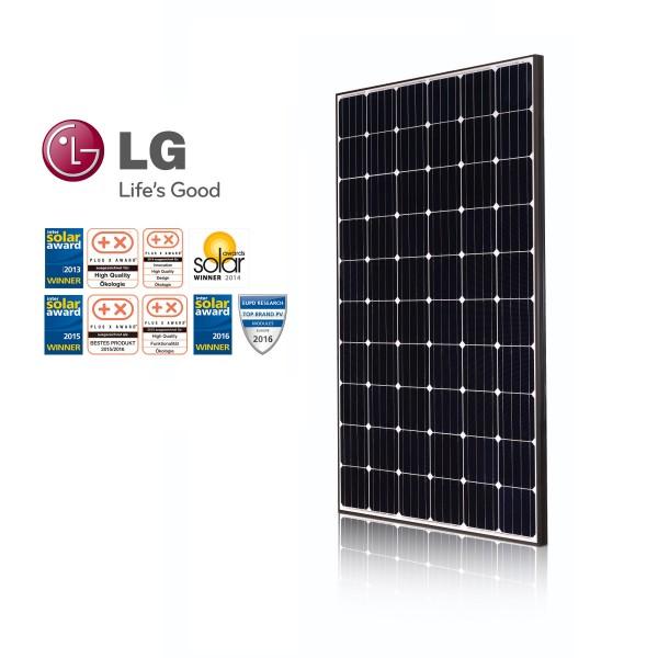 LG Solar LG300S1C-A5 MonoX Plus