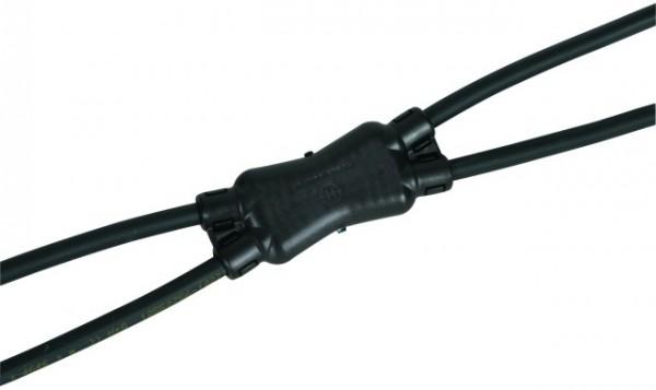 DEHNcube X-Anschlussleitung 6qmm für 2 Strings L 1m