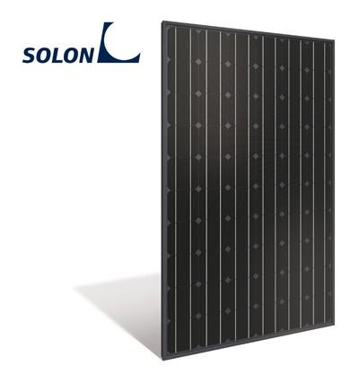 SOLON Solraise Black 230/02