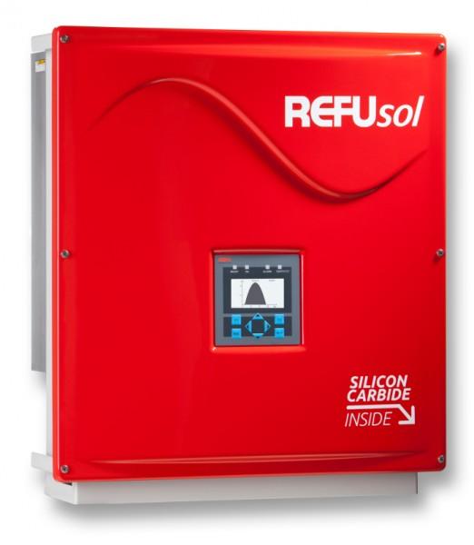 REFUsol Wechselrichter 020K SCI