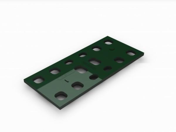 Schletter Unterlegplatte 5 mm für Dachhaken VAMax Rapid Max