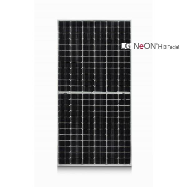 LG Solar LG435N2T-E6 NeON H BiFacial