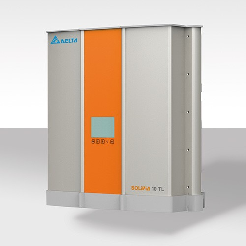 Delta Solivia 10 EU T4 TL Wechselrichter
