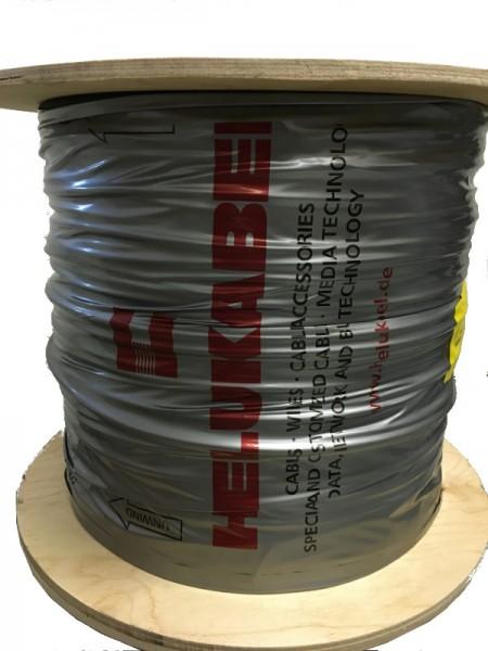 HELUKABEL DC Solarkabel (PV) 6 qmm schwarz 500m