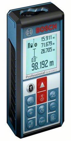Bosch Laser-Entfernungsmesser - GLM 100 C Professional