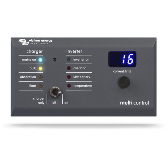 Victron multi control panel 200 200a gx photovoltaik4all online shop - Internet multi server control panel ...
