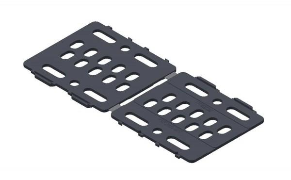 Schletter Unterlegplatte Dachhaken 2,5/5mm