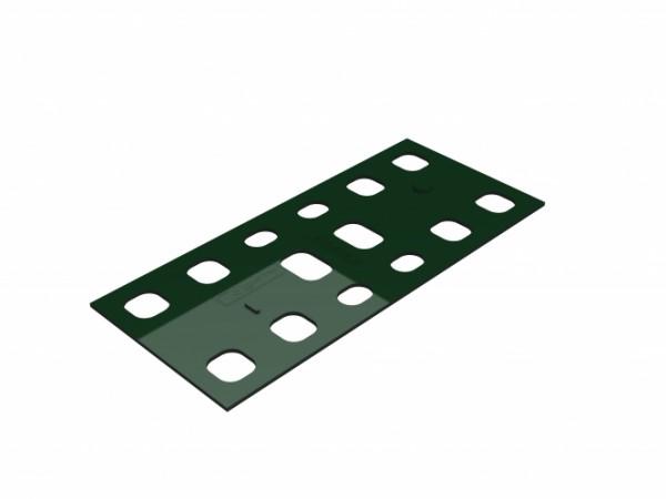 Schletter Unterlegplatte 2 mm für Dachhaken VAMax Rapid Max