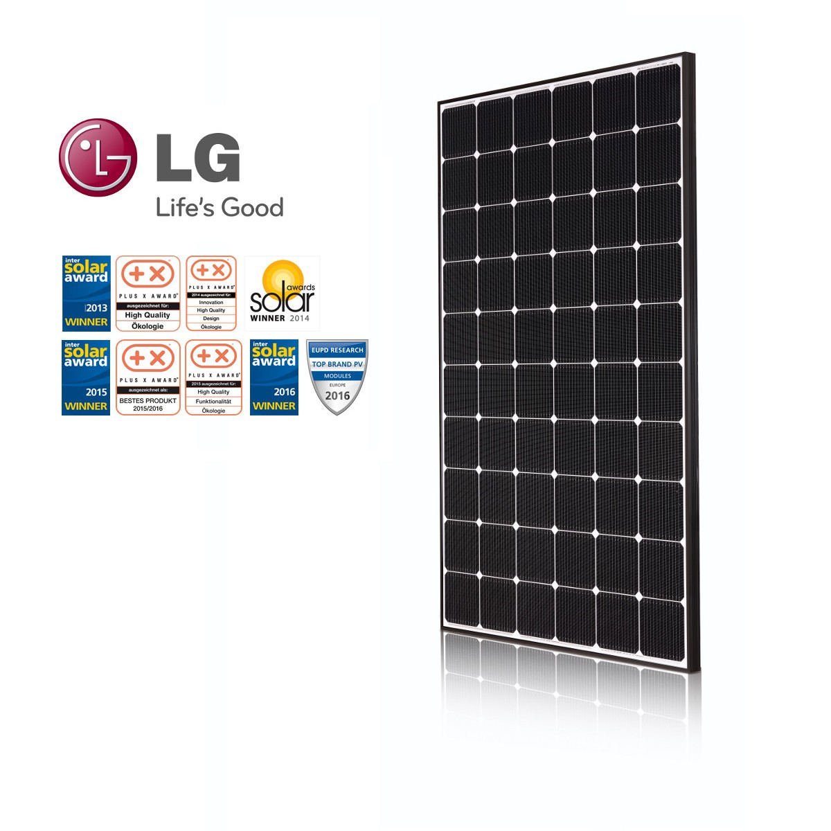 Lg Solar Lg330n1c A5 Neon 2 Panel With Corrugated Thin Film Cells On Wiring Panels In