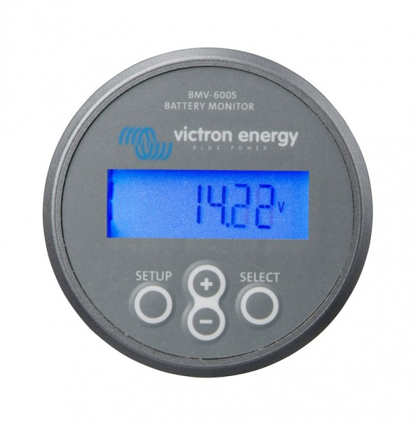 Victron Batterie Monitor BMV-602S