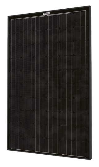 Suntech Power STP255S-20/Wdb Fullblack
