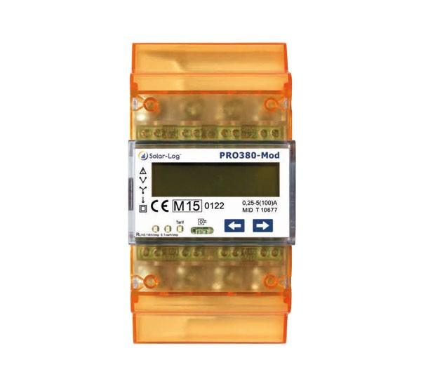 Solar Log Pro 380-Mod Drehstromzähler 3-phasig