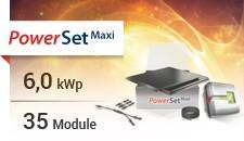 Solar Frontier PowerSet Maxi 6.0-170-3p