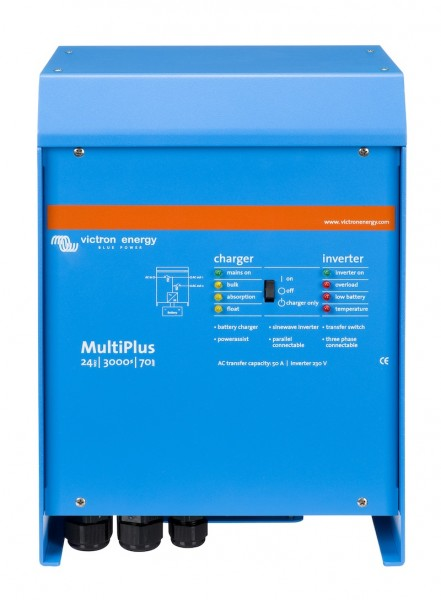 Victron MultiPlus 24/3000/70-50 - 230V Inverter/ Charger