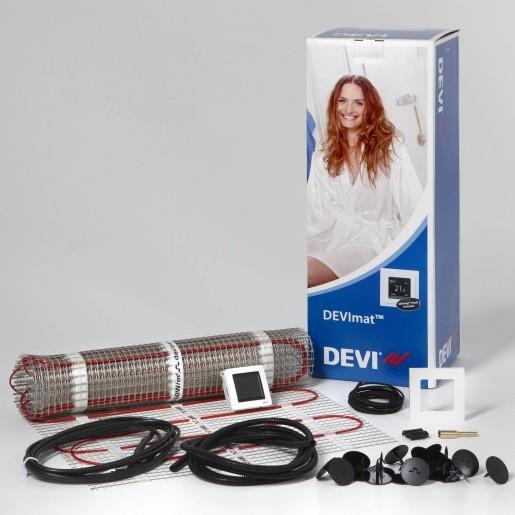 DEVI Dünnbett-Set 1 1050/Touch DTIF 7 qm professional