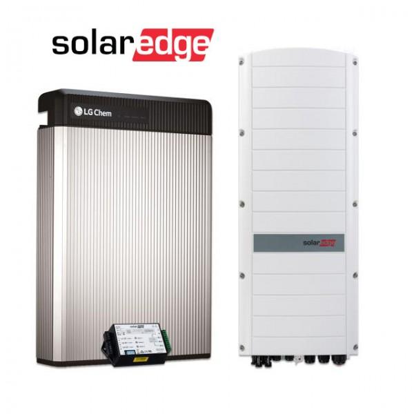 Speicher-Set LG Chem RESU 6.5 + SolarEdge StorEdge Hybrid RWS