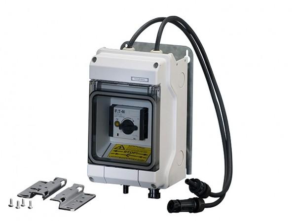 Hensel PV-GAK KV PV 2211 mit Generatorfreischalter
