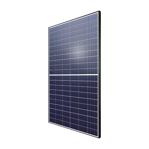 330 Watt Solarmodul mit schwarzem Rahmen